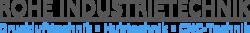 Logo Rohe Industrietechnik UG(haftungsbeschränkt)