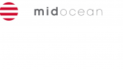 Logotipo Mid Ocean Logistics Poland