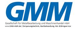 Logotipas GMM GmbH