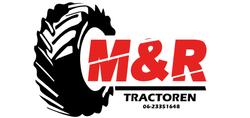 logo M & R tractoren