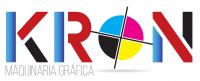 Logo KRON MAQUINARIA GRÁFICA SL