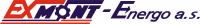 Logotipo EXMONT-Energo a.s.