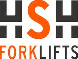 Logotipas HSH Forklifts