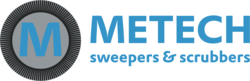 logo Metech Sweepers & Scrubbers