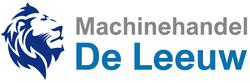 Logo Machinehandel De Leeuw BV