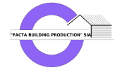 logo Facta Building Production SIA