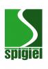 Logotipo Spigiel BM Sp.z o.o. sp. k.