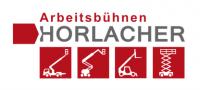 Logo Arbeitsbühnen Horlacher GmbH