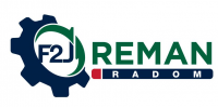 Logotipo F2J Reman Radom Sp. z o.o.