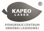 Logótipo KAPEO Laser Sp. z o.o.