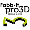 Logotips Fabb-It pro3D GmbH