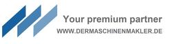 Logotipas Der Maschinenmakler - Ihr Partner im Bereich Maschinenhandel