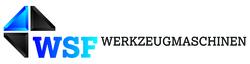Logo WSF Werkzeugmaschinen GmbH