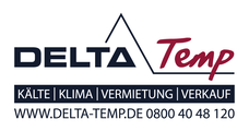 Logotipas Delta-Temp GmbH