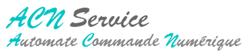 Logotipas ACN SERVICE