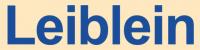 Logotipas Leiblein GmbH