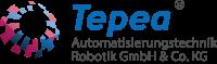 logo Tepea Automatisierungstechnik Robotik GmbH & Co. KG