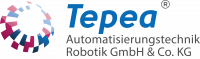 Логотип Tepea Automatisierungstechnik Robotik GmbH & Co. KG