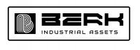 Logo Berk Industrial Assets GmbH