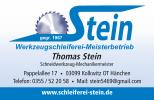 เครื่องหมาย Werkzeugschleiferei Thomas Stein