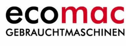 商标 ecomac Gebrauchtmaschinen GmbH