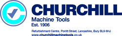 Logo The Churchill Machine Tool Company Ltd
