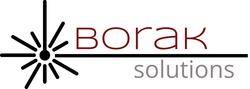 Логотип Borak Solutions