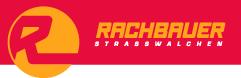 Logo Rachbauer GmbH & Co KG