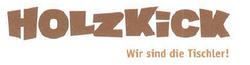 Логотип Holzkick GmbH