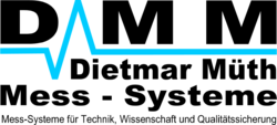 Логотип Dietmar Müth Mess-Systeme