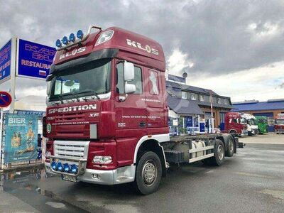 DAF  Super Space Cab