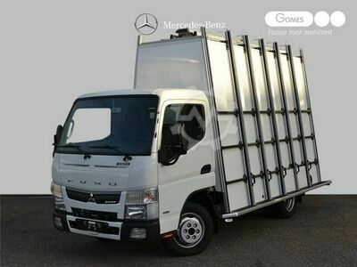 Sonstige/Other FUSO Canter 3S13 3.0 DI 280 Glasrasteel Airco Bi