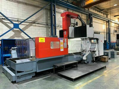 Awea Bridge Milling Machine SP3016
