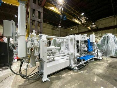 COLD CHAMBER - DIE CASTING MACHINE #4737