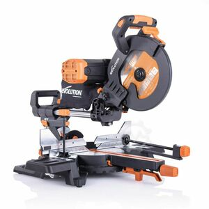 Evolution Double Miter Saw R255SMS+DB