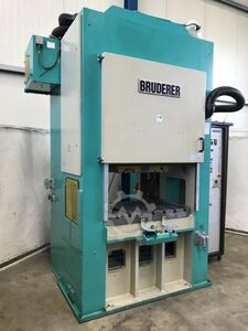 Hydr. differential stroke press, toggle lever automatic punching press