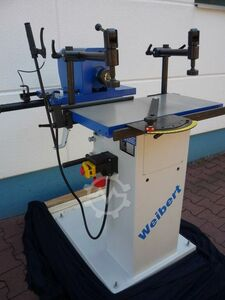 Slotted hole drill press
