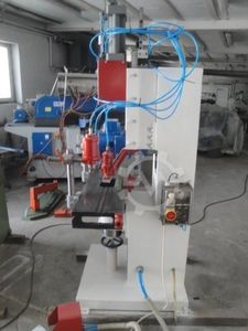 VERTICAL MORTISER-BORING MAKA DB-6 V VERTICAL MORTISER-BORING MAKA DB-6 V