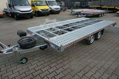 Sonstige/Other Autotransporter UNO 27.45 2700KG 100kmh
