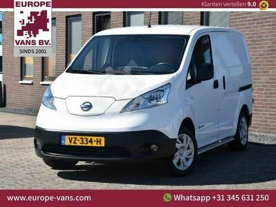 Nissan e NV200 100% Electrisch Incl. Accupakket Navi/Came