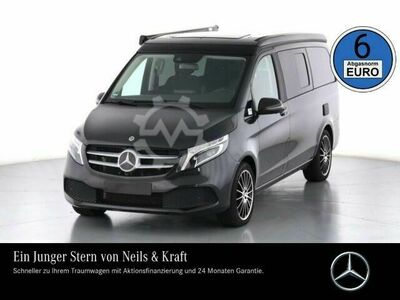 Mercedes-Benz Marco Polo EDITION 220d 4MATIC +STANDHZG+AHK+