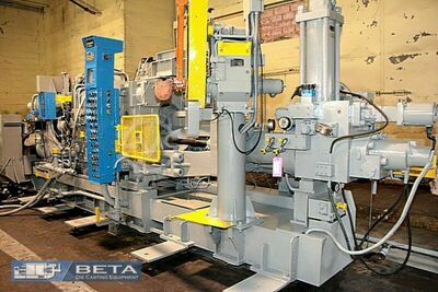 COLD CHAMBER - DIE CASTING MACHINE #4272