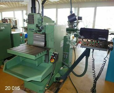Tool Room Milling Machine - Universal