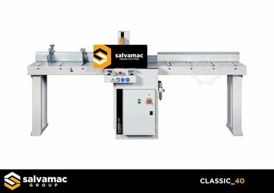 Semi-automatic CrossCutting Saw