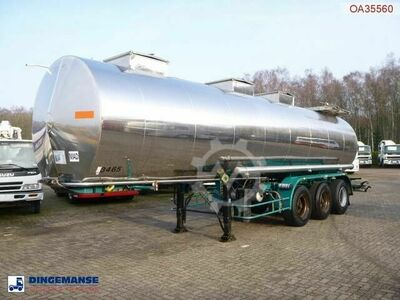 Sonstige/Other BSLT Chemical tank inox 30 m3 / 1 comp