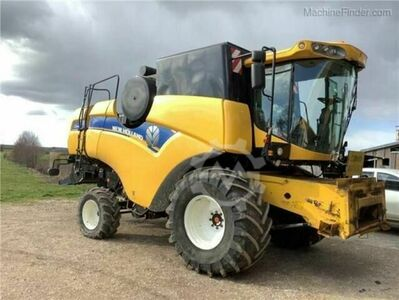New Holland CX 5090HD SL