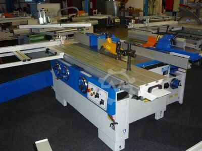 Woodworking Center, 5-fold combi