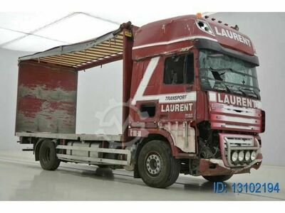 DAF XF105.410 Super Space Cab Euro 5