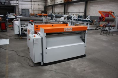 Cut to lenght and Slitting