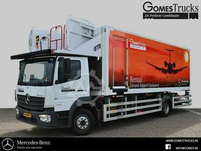 Mercedes-Benz Atego 1518 L 4x2 Mallaghan Full Cab Cateringtruck